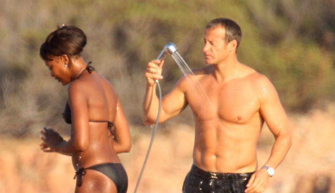 Actualidad Actualidad Vladimir Doronin, ex de Naomi Campbell, vecino molesto para Ibiza