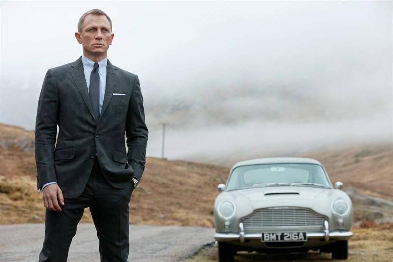 Actualidad Actualidad Ofrecen a Daniel Craig 180 millones de euros por dos nuevas películas de James Bond