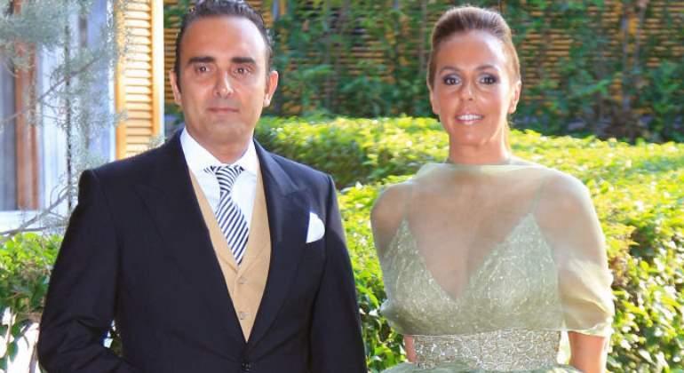 Actualidad Actualidad Rocío Carrasco y Fidel Albiac: todos los detalles de su boda
