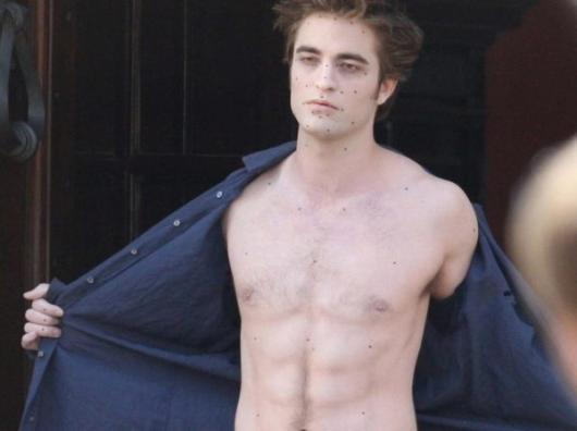 Actores Actores Robert Pattinson