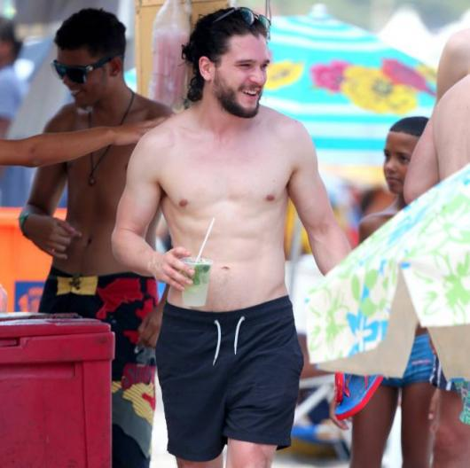 Actores Actores Kit Harington
