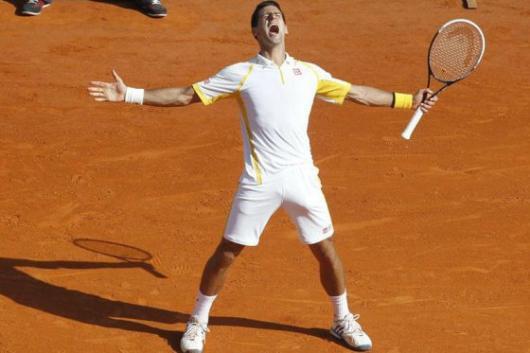 Tenistas Tenistas Novak Djokovic