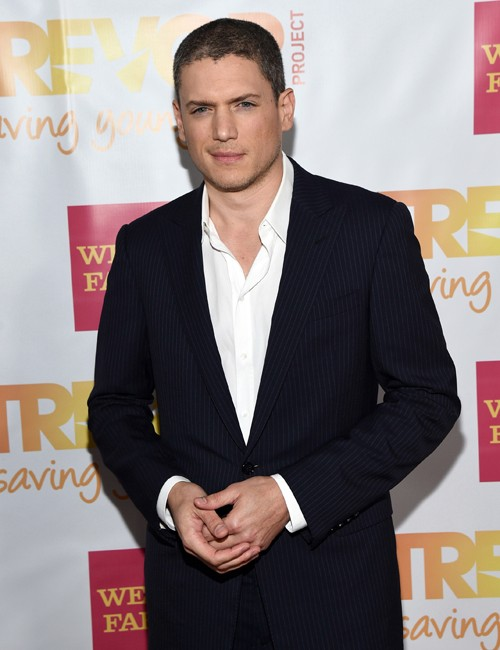 Actores Actores Wentworth Miller