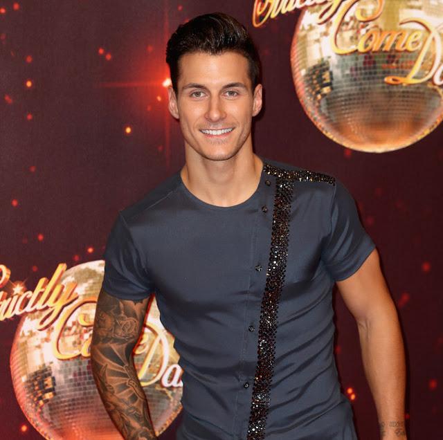 Actualidad Actualidad Gorka Márquez, un bailarín español muy sexy en 'Strictly come Dancing