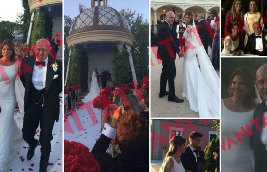 Actualidad Actualidad Nos colamos en la boda de Kiko Matamoros y Makoke: las mejores imágenes