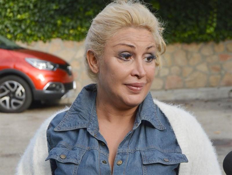 Actualidad Actualidad Raquel Mosquera ingresada en psiquiatría tras su vuelta a la televisión