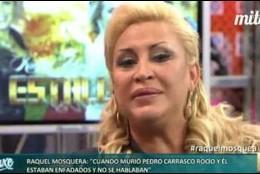 Actualidad Actualidad 'Sálvame' se recrea con la nueva pesadilla de Raquel Mosquera y hace leña del árbol caído con su ingreso en un hospital psiquiátrico