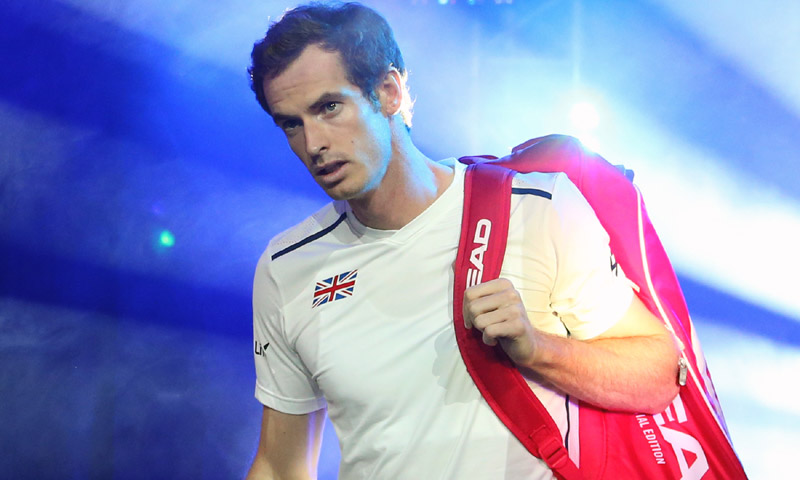 Actualidad Actualidad Andy Murray desvela la pesadilla que sufrió durante un año por una acosadora