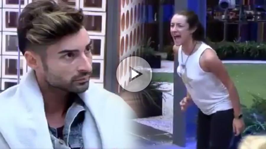 Actualidad Actualidad La mayor bronca de 'GH 17': Adara explota contra Miguel al anterarse de que se declaró a Pol