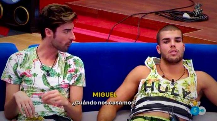 Actualidad Actualidad Telecinco se tambalea ahora por una acusación de homofobia en Gran Hermano