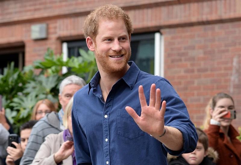 Actualidad Actualidad ¡Bombazo! :El príncipe Harry, enamorado de una actriz...