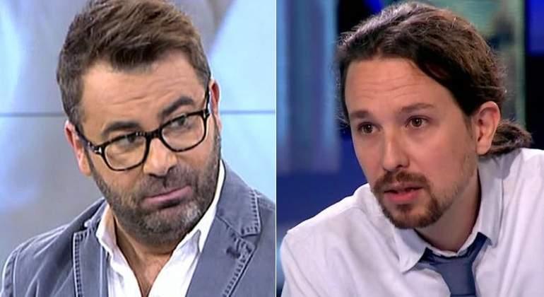 """Actualidad Actualidad Jorge Javier sobre Iglesias: """"Es insoportable. Te crispa. Hace que me guste Rajoy"""""""