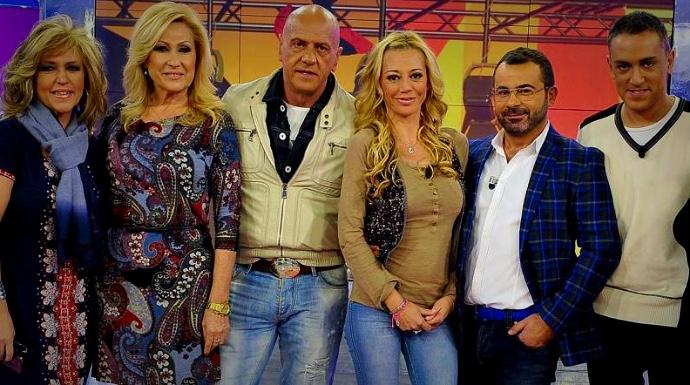 """Actualidad Actualidad Telecinco estudia una medida """"radical"""" contra Jorge Javier Vázquez y Sálvame"""