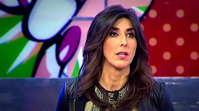 """Actualidad Actualidad Paz Padilla a los colaboradores de Sálvame: """"a tomar por culo, gilipollas"""""""