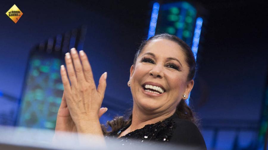 Actualidad Actualidad Isabel Pantoja pulveriza todos los récords de El hormiguero con casi 4,8 millones (23,8%)