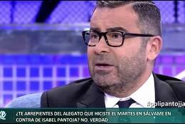 Actualidad Actualidad Jorge Javier Vázquez recula y se traga todas sus amenazas a la Pantoja