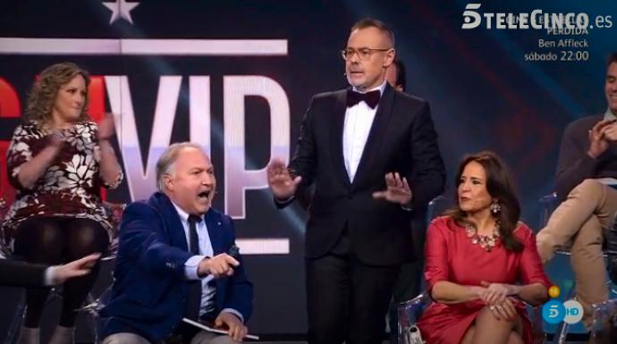 Actualidad Actualidad Telecinco supera el límite, agresión en plató e insulto machista: ¡puta vieja!