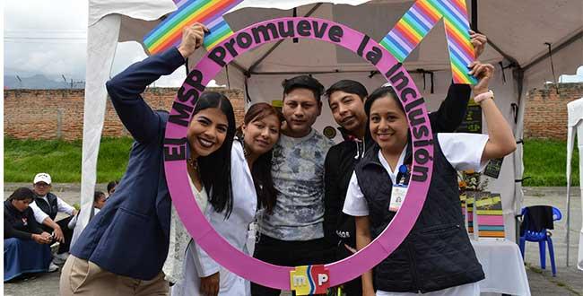 Actualidad Actualidad Crean una guía para lograr el respeto total a grupos 'LGBTI'