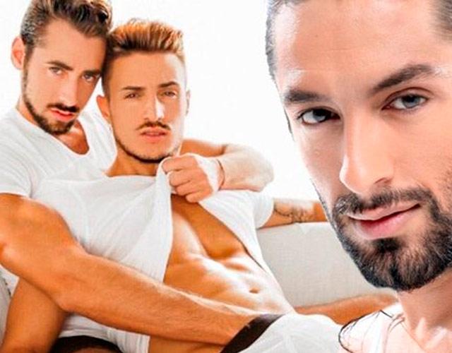 Actualidad Actualidad El ex de Rafael Amargo desnudo: Luis Jorge Vicente se pasa al porno gay como Klein